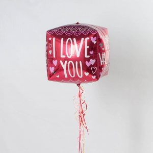 Helium Filled Foil Balloon