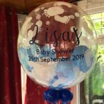 Lisa's Baby Shower Bubble