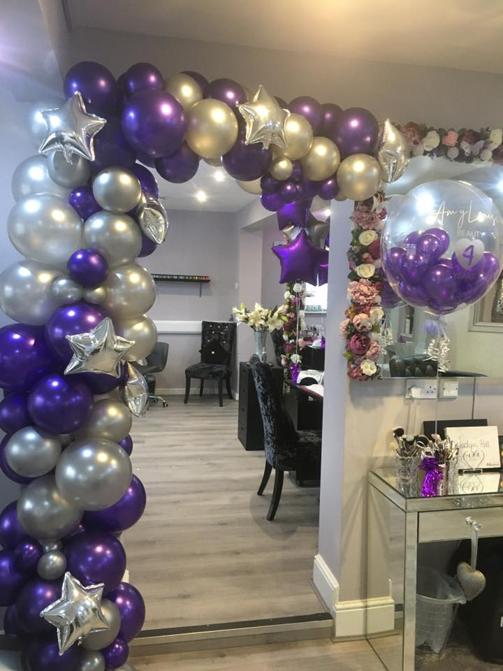 Amy Louise Salon's 4th Anniversary