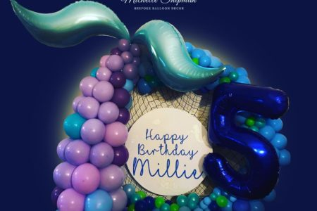 Millie's Mermaid Birthday
