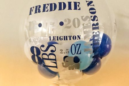 Freddie Baby Bubble